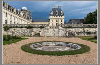 Visite au château de Valençay.