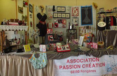 Expo 2015 chez Passion Création