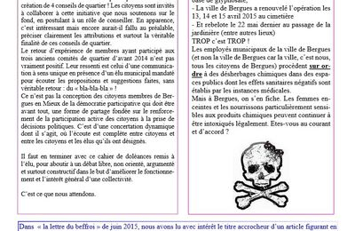 La gazette de Bergues - juillet 2015 (suite)