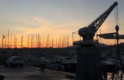 Un automne à Marseille....