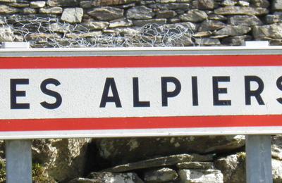 Vidal de Cubiéres (Les Alpiers) et Cubiérettes  Lozère