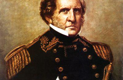 Le général Winfield Scott