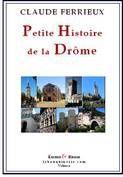 Parution : Petite Histoire de la Drôme