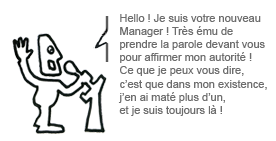 Dollars du management !