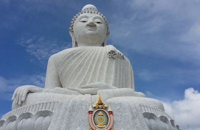 Escapade à Phuket - Big Bouddha