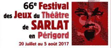 66e Festival des Jeux du théâtre de Sarlat. En dix-huit scènes...