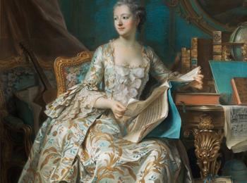 Madame la Marquise est bien … culottée!!