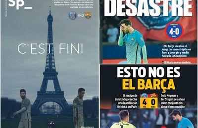 Bordeaux, Barça : retour sur 2 matchs 100% maitrisés.