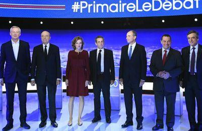 Economie, immigration, terrorisme : les intox du débat de la primaire à droite
