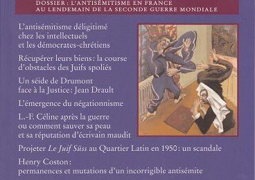 """Bardèche et """"les premières voix françaises du négationnisme"""""""
