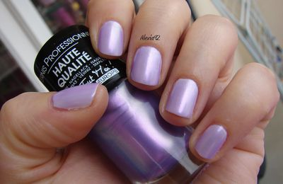 Miss Europe n°62 - Amethyste