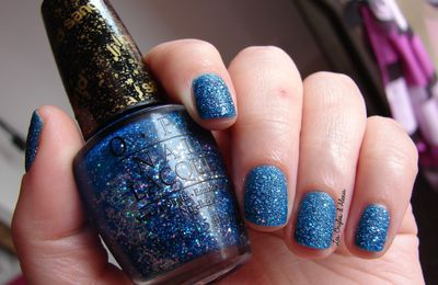 OPI - Get Your Number (Liquid Sand by Mariah Carey)