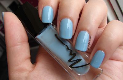Marionnaud n°29 - Bleu 7ème Ciel