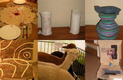 ballade Felletinoise à la fête de la laine et du feutre