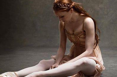"Défi n°42 thème "" la ballerine"