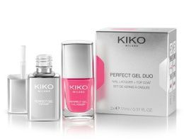De beaux ongles avec Perfect Gel Duo de Kiko
