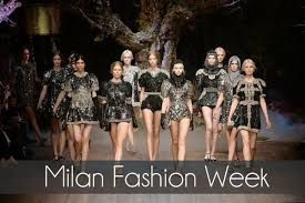 [Fashion Week de Milan : le défilé sexy de Richmond]