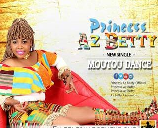 [Télécharger Princess Az Betty-Moutou dance]