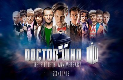 The Day of the Doctor, enfin un trailer !