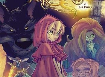 Fairy Quest - Tome 02 : Les parias