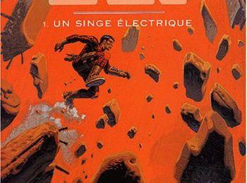 I.A.N., tome 1 : Singe électrique