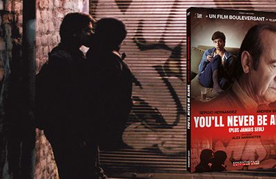 You'll never be alone • Jeu DVD