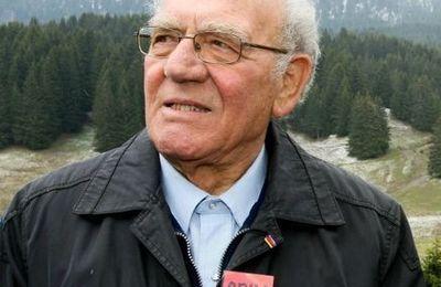 Mort de Walter Bassan : réaction de Léon Landini