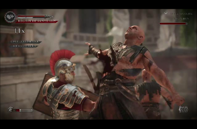Screens : Ryse Son of Rome