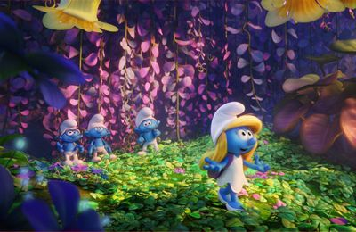 Les Schtroumpfs et le village perdu - Smurfs: the lost village