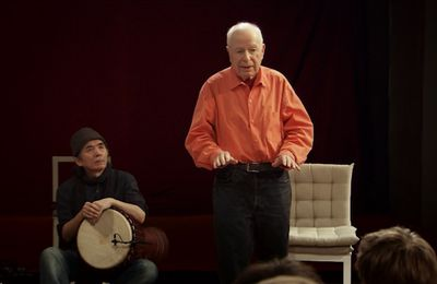 Workshop : Atelier-rencontre avec Peter Brook