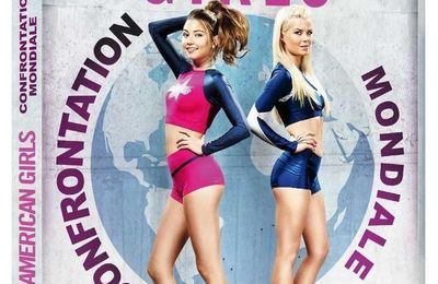 American girls 6 : confrontation mondiale - Bring it on: worldwide #Cheersmack