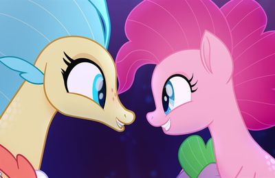 My little pony : le film - My little pony: the movie