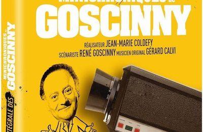Les minichroniques de Goscinny - L'intégrale