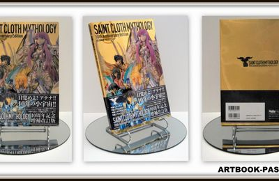 [PRECO] Artbook Saint Seiya Myth Cloth 10th anniversary