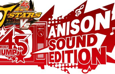 [PRECO] J-Stars Victory Vs Anime Sound Limited Edition