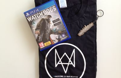 [CONCOURS] Watch_Dogs voici enfin le gagnant !