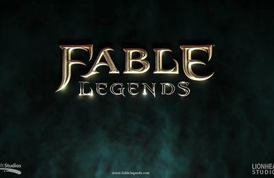 Fable Legends la première vidéo