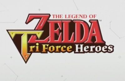 [E3 2015] Zelda TriForce Heroes