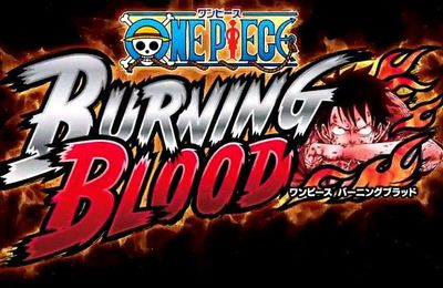 [TGS 2015] One Piece Burning Blood