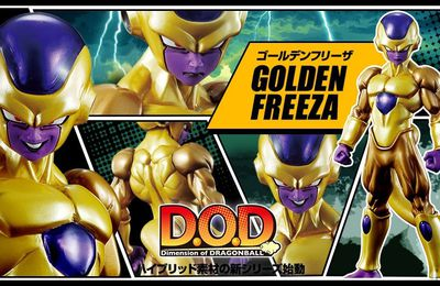 [ARRIVAGE] Figurine DOD Golden Freezer