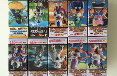 [ARRIVAGE] Figurines Dragon Ball WCF