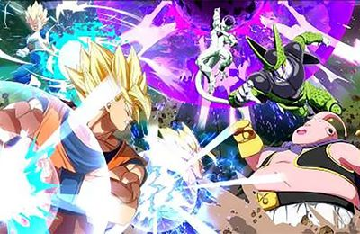 Dragon Ball Fighters leaké !