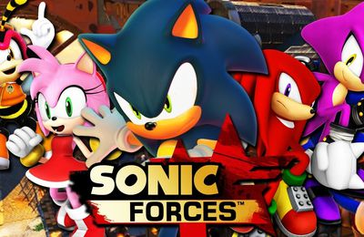 [E3 2017] Sonic Forces en un trailer explosif !
