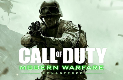 Call of Duty Modern Warfare Remastered en approche !