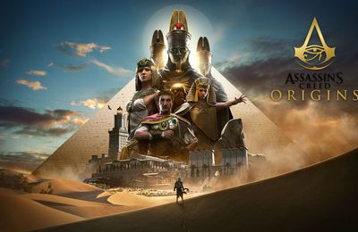 [MON AVIS] Assassin's Creed Origins