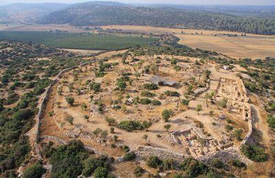 Des archéologues Israéliens découvrent le palais du Roi David