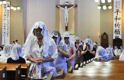 Chrétiens de Nagasaki, du mardi 20 au samedi 31 octobre 2015 à la maison de la culture du Japon à Paris