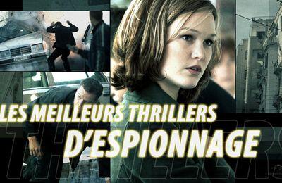 Les meilleurs films d'espionnage