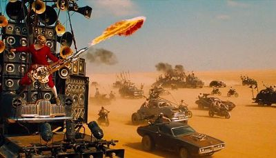 Mad Max : Fury Road (George Miller)
