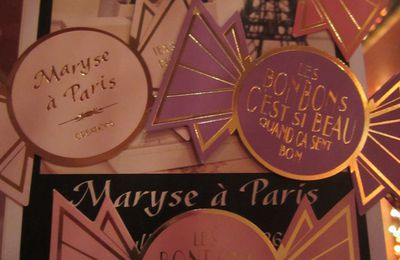 MARYSE à PARIS chez COCO KITSCH